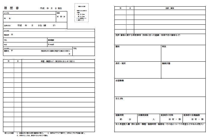 Cara Menulis Daftar Riwayat Hidup Dalam Bahasa Jepang Rirekisho